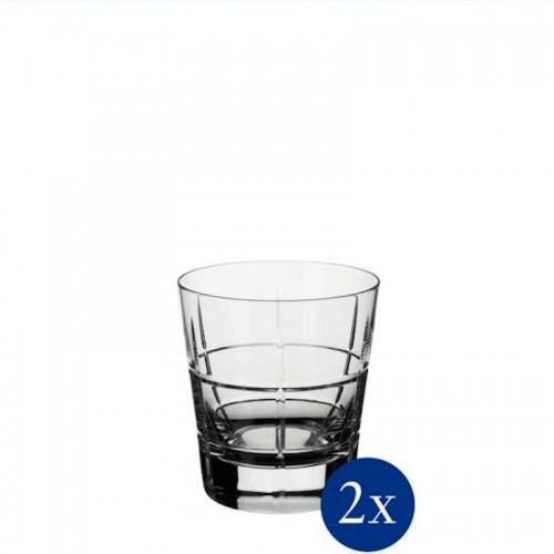 Villeroy & Boch Ardmore Club zestaw 2 szklanek do whisky