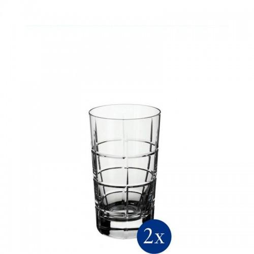 Villeroy & Boch Ardmore Club zestaw 2 szklanek do long drinków