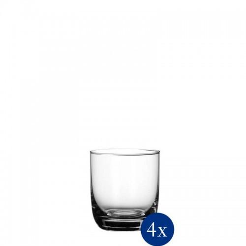 Villeroy & Boch La Divina zestaw 4 szklanek do whisky