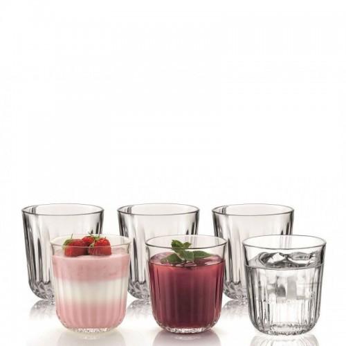 Villeroy & Boch GOCCE Komplet 6 szklanek