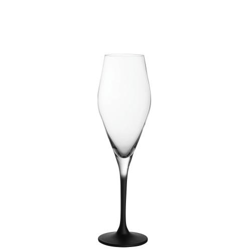 Villeroy & Boch Manufacture Rock Kieliszek do szampana, 4 szt.