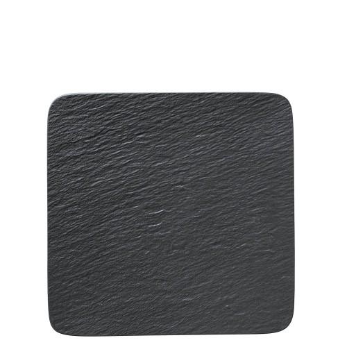 Villeroy & Boch Manufacture Rock Talerz do serwowania kwadratowy