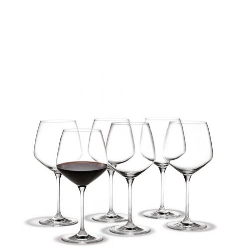 HolmeGaard Perfection kieliszki do burgundzkiego wina, 6 szt