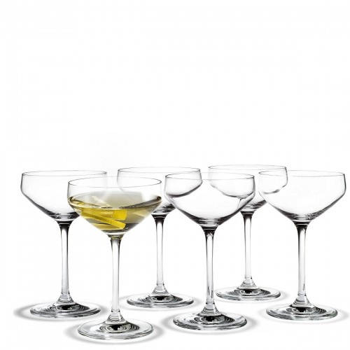 HolmeGaard Perfection  kieliszki do martini, 6 szt