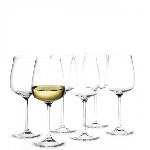 HolmeGaard Bouquet kieliszki do białego wina, 6szt