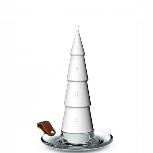 HolmeGaard Design With Light świeczka w kształcie choinki
