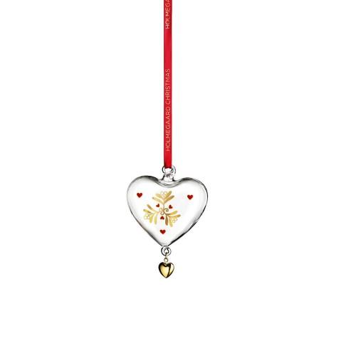 HolmeGaard Annual Christmas Heart 2018 zawieszka