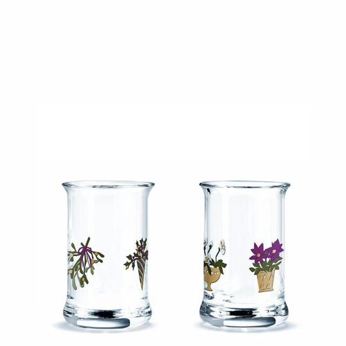 HolmeGaard Christmas Dram Glass 2018 Kieliszki, 2 szt.
