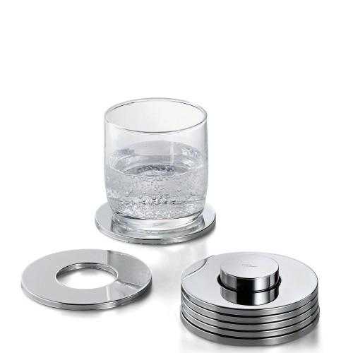 Philippi Rings Podkładki pod szklanki, 6 szt.