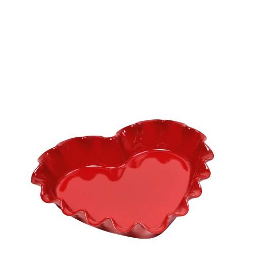 Emile Henry Emile Henry naczynie do zapiekania w kształcie serca