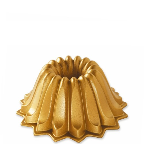 Nordic Ware LOTUS GOLD forma do babki