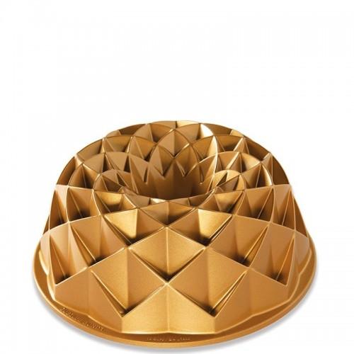 Nordic Ware Jubilee Gold forma do babki
