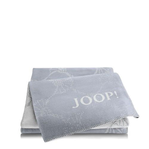 JOOP! Cornflower Dove Blue dwustronny koc