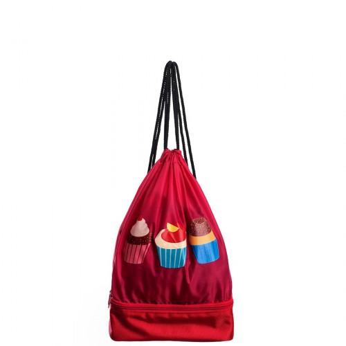 Iris Worek plecaczek muffin