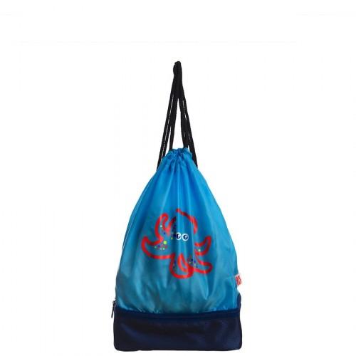 Iris Worek plecaczek ośmiornica