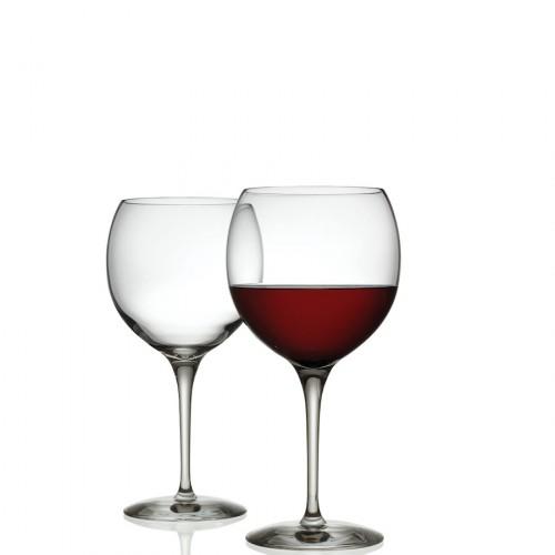 Alessi Mami XL zestaw kieliszków do czerwonego wina, 2 szt