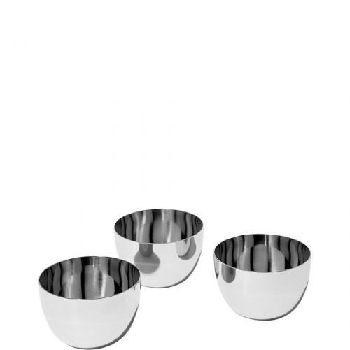 Alessi Mami miseczki do fondue, 3 szt