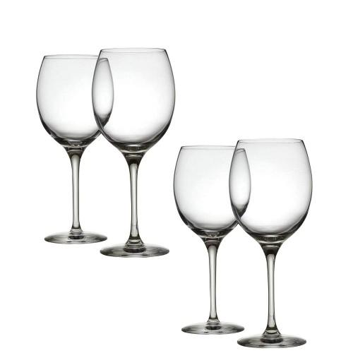 Alessi Miami XL Zestaw 4 kieliszków do białego wina