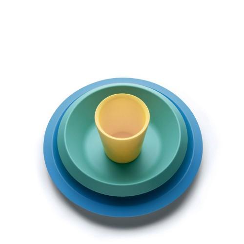 Alessi GIRO KIDS zastawa stołowa dla dzieci