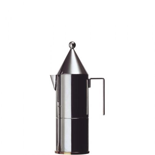 Officina Alessi La Conica zaparzacz do espresso