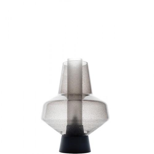 Diesel Foscarini Metal Glass 1 lampa stołowa, kolor szary