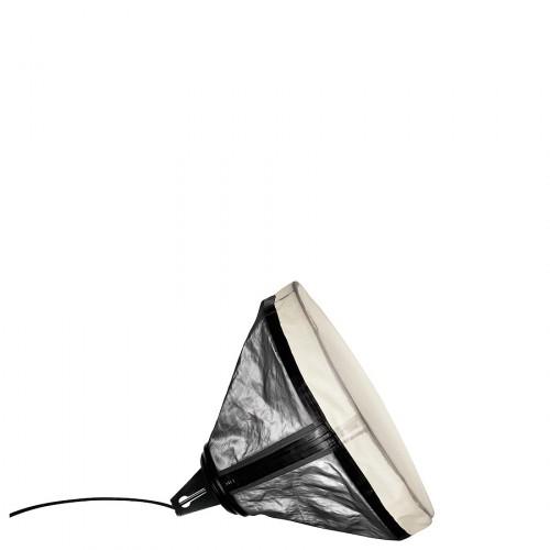 Diesel Foscarini Drumbox lampa stołowa, kolor szary