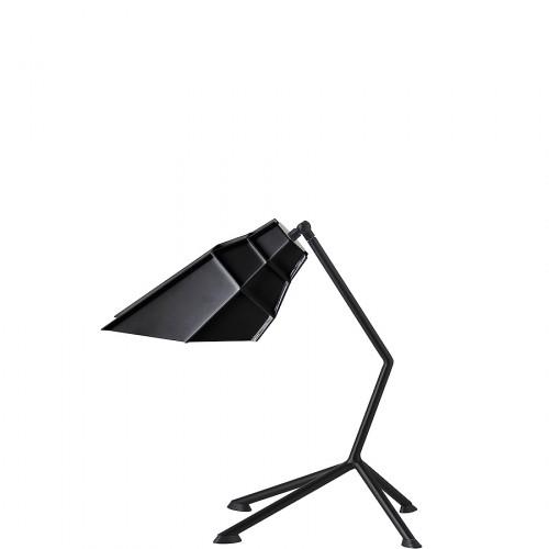 Diesel Foscarini Pett lampa stołowa, kolor czarny