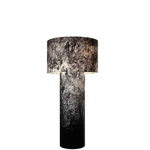 Diesel Foscarini Pipe lampa podłogowa, kolor czarny