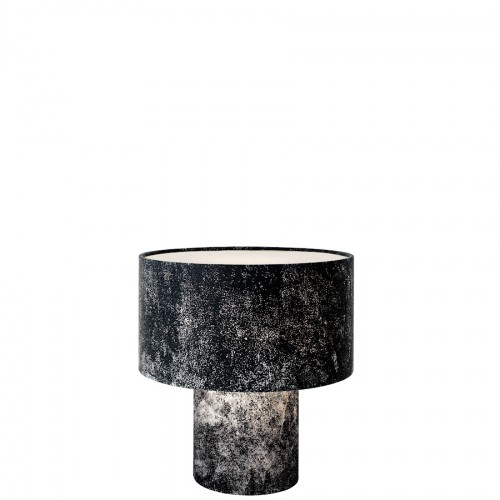 Diesel Foscarini Pipe lampa stołowa, kolor czarny