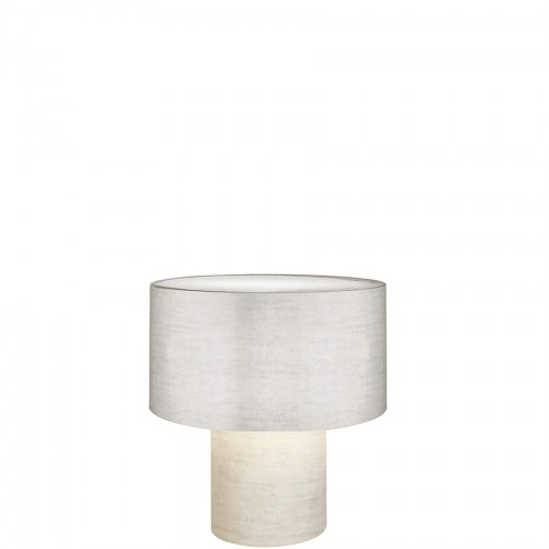 Diesel Foscarini Pipe lampa stołowa, kolor biały