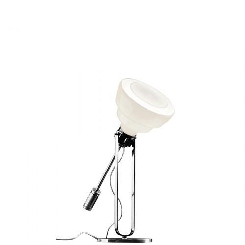 Diesel Foscarini Glas lampa stołowa, kolor biały