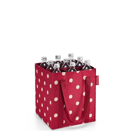 Reisenthel Bottlebag torba na butelki, ruby dots