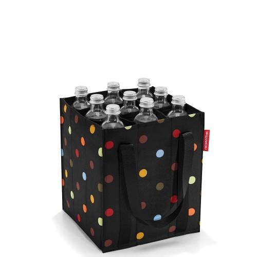 Reisenthel Bottlebag torba na butelki, dots