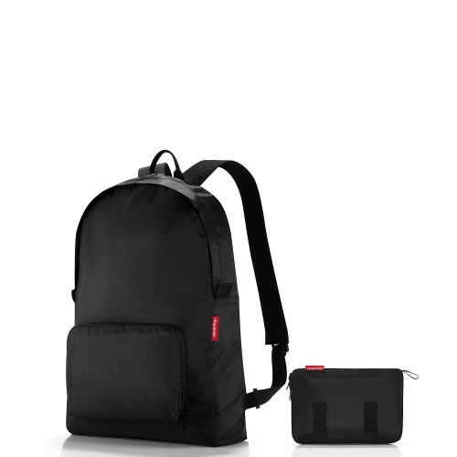 Reisenthel Mini maxi rucksack plecak,  black