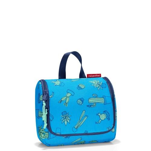 Reisenthel Toiletbag Kids S kosmetyczka, cactus blue
