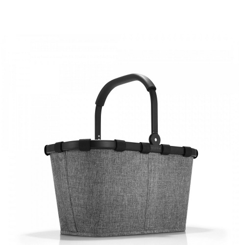 Reisenthel Carrybag koszyk na zakupy, twist silver