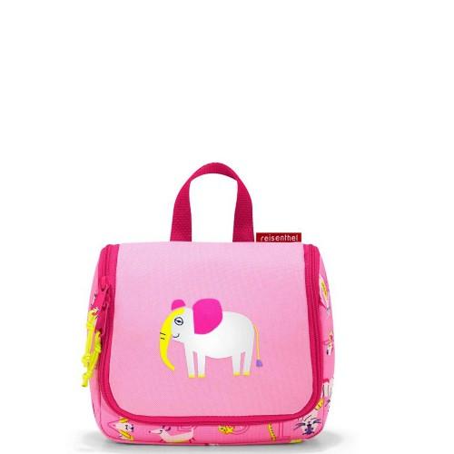 Reisenthel Toiletbag S Kosmetyczka kids abc friends pink
