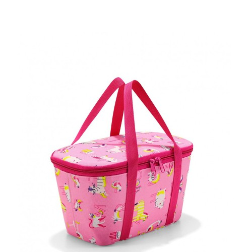 Reisenthel Coolerbag torba termiczna, kids abc friends pink