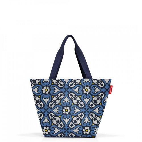 Reisenthel Shopper M Torba na zakupy, floral 1