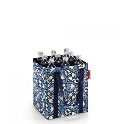 Reisenthel Bottlebag Torba na butelki, floral 1