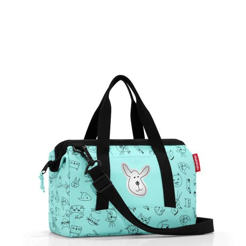 Reisenthel Allrounder XS cats and dogs Torba, mint