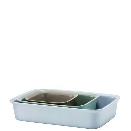 Rig-Tig Cook&Serve zestaw naczyń do zapieknia, 3 szt