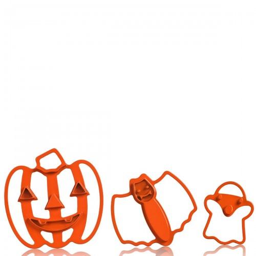 Cuisipro Halloweenowa Gromada foremki do ciasteczek