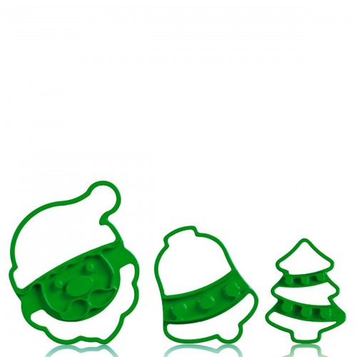 Cuisipro Boże Narodzenie foremki do ciasteczek