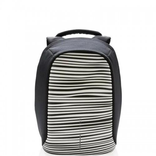 XDDESIGN Bobby Compact plecak antykradzieżowy zebra