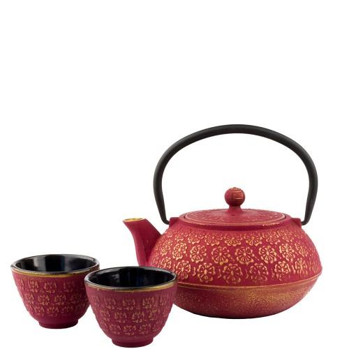 Bredemeijer Shanghai Zestaw do parzenia herbaty