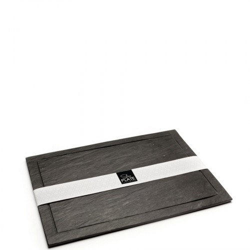 Slate Plate Modern talerz