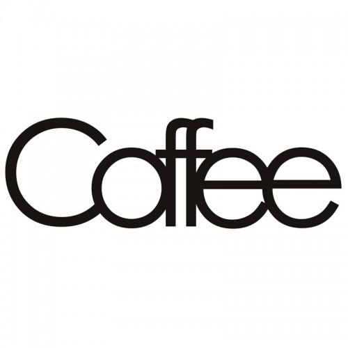 DekoSign Coffee Napis dekoracyjny