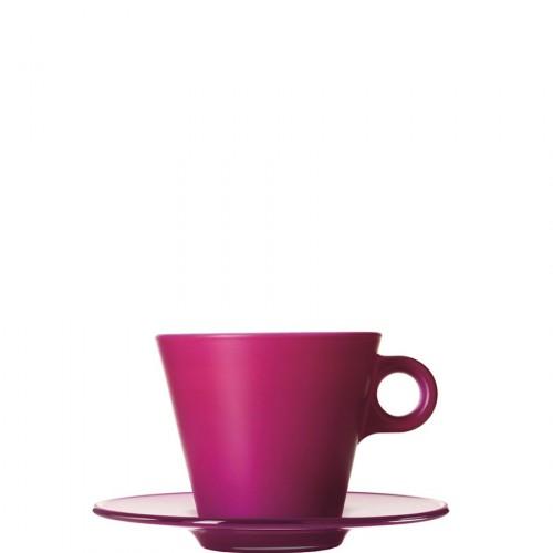 Leonardo Ooh! Magico filiżanka do kawy ze spodkiem