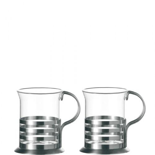 Leonardo Balance szklanki do herbaty, 2 szt